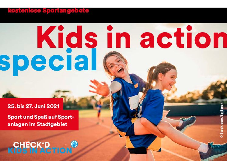 Kids in Action Special 2021