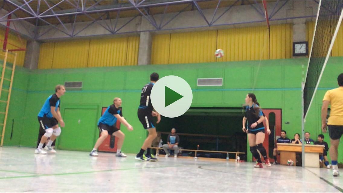 Volleyballer Dritter bei Turnierteilnahme